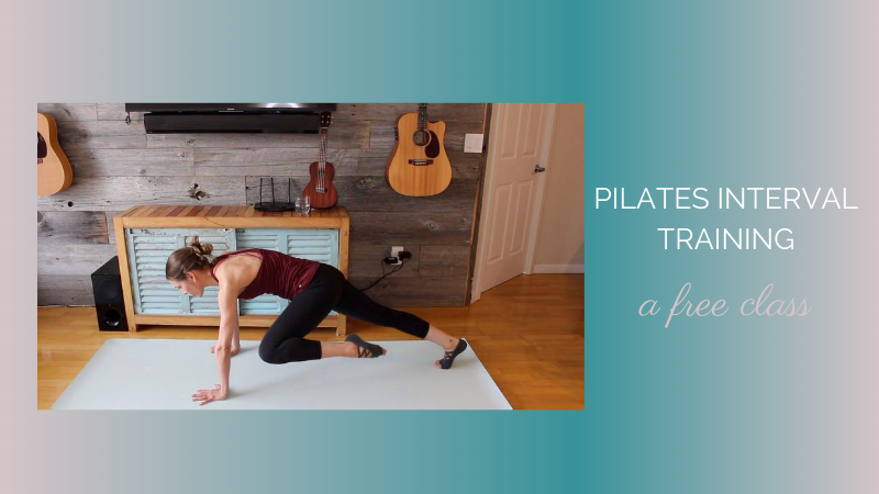 Pilates Interval Training