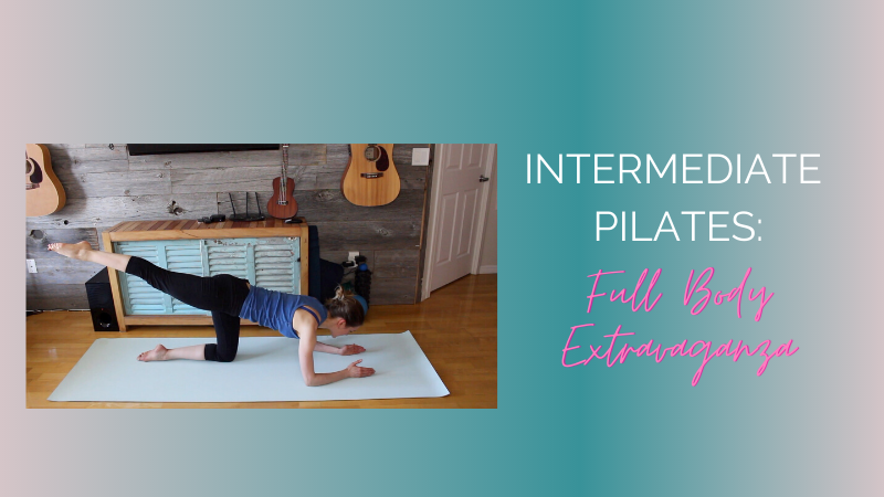 Pilates for core