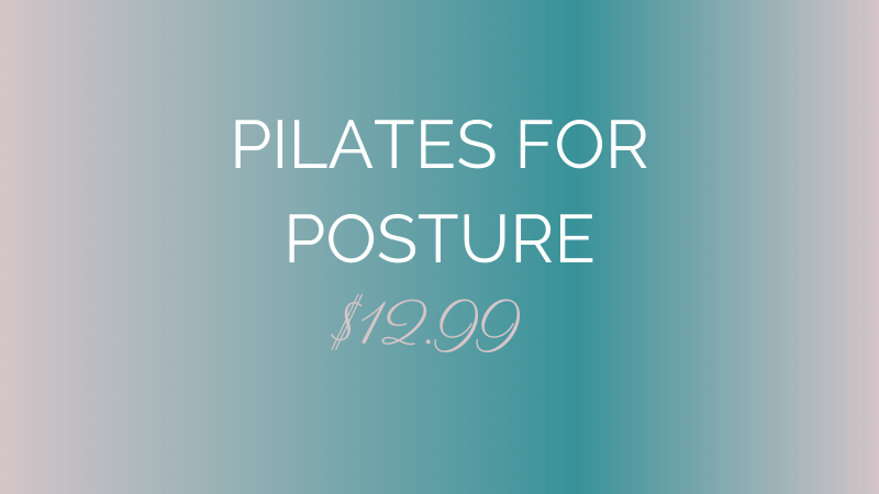 Online Pilates Posture