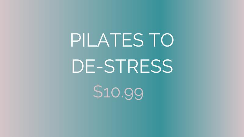 Online pilates stress